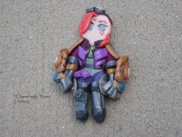 Vi: The Piltover Enforcer by charminglyyours