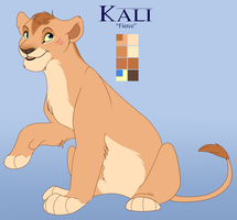 Redesign Kali contest entry by MalisTLK