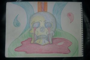 Color of My Skull by ARTBoY-M