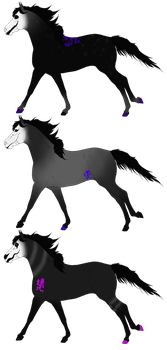 Horse adopts set 13 OPEN by Adopt-A-Shaddix