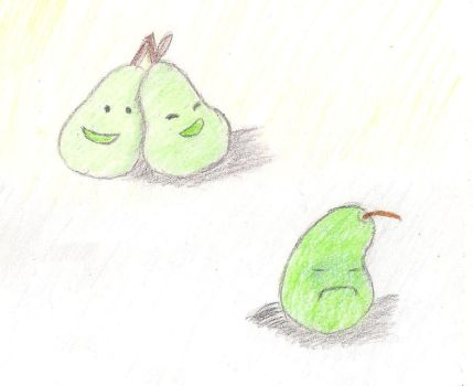 The Pear that wasn't a Pair by ToxicWyvern