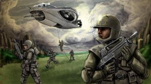 rapid deployment by Bristow-Bailey