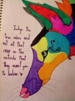 Judged by WolvesHowl457
