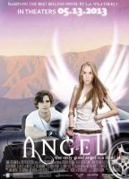 Angel Poster by TheSearchingEyes