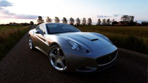 2009 Ferrari  California by melkorius