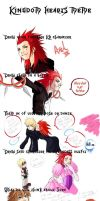 oh snap KH meme time by evil-monkey-chu