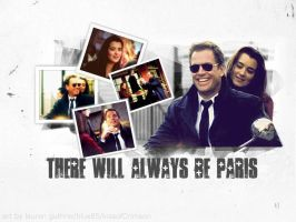 Tony and Ziva- Paris by KissofCrimson