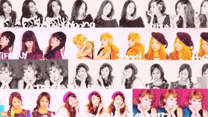 SNSD Wallpaper 2 by bunnydubu