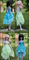 Sister dresses by yenna-photo