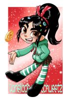 Vanellope by UOTSdA
