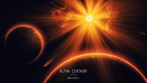 Alpha Centauri by Pincons
