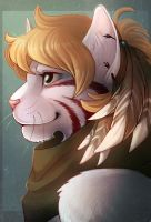 Portrait Commission for KodiakOne! by painted-bees