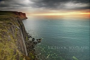 Kilt Rock by Stridsberg
