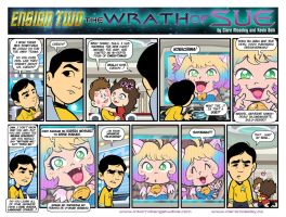 Ensign Two: The Wrath of Sue 16 by kevinbolk