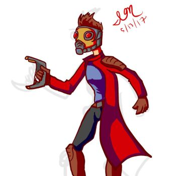 DSC #1 Star-Lord by I-MEND