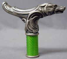 Tahno's Cane Handle by candyholic85