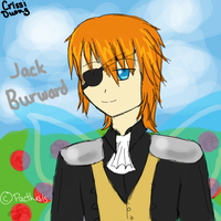 Jack Burward by Ryuuchan4