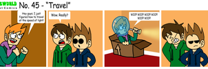 EWGUESTCOMIC No. 45 - Travel by SuperSmash3DS