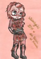 VALENTINE CARD: RELIAH by Forunth