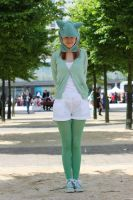 Pokemon Substitute Cosplay by IAmMarti