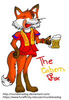 The tabern Fox/ La taberna del Zorro by MundienaDog
