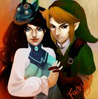 Link by Furby0305