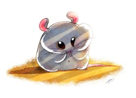 LITTLE MOUSE by GrievousGeneral