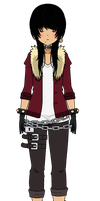 contest - Myung's outfit by C4PNshota