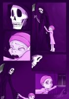 Meeting Death - page 8 by ArneXXX