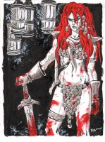 Fan Request Red Sonja 2 by TessFowler