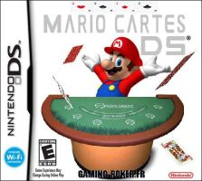 Mario cartes DS by Linebeck18