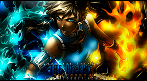 The Legend Of Korra by RodTheSecond