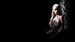 Daenerys.GameOfThrones - Wallpaper1920x1080 by led-astray