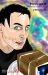 Robin Lord Taylor - EAT ME Penguin - LilianettyPR by LilianettyPR