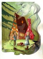 Hansel and Gretel by EpHyGeNiA