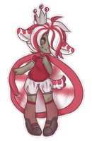 Peppermint Pup Prince -CLOSED- by Ponns