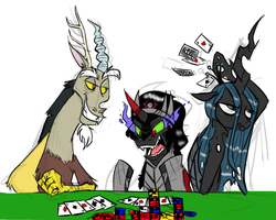 See...fair and square..i knew it. colored by Arael8879
