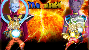 Dragon Ball Heroes Galaxy Mission 7 BG by yamishonen