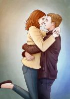 FitzSimmons - Wait Out the Sun, Day 99 by eclecticmuse