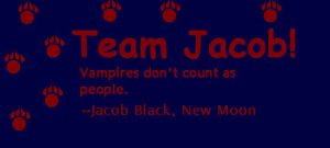 Team Jacob by NeroGrimm
