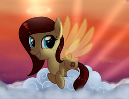 The Brony Guardian, Angel of the Skies by kyle23emma