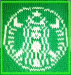 Starbucks Scarf by MadMouseMedia