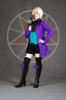 CosPlay: Alois by linasakura
