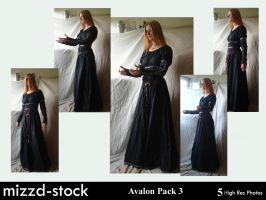 Avalon pack 3 by mizzd-stock
