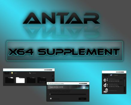 Antar VS - x64 supplement by DjabyTown