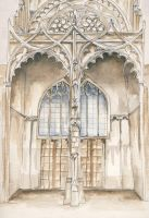 Cathedral Den Bosch by Hannah-the-duck