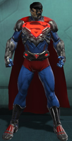 Cyborg Superman (DC Universe Online) Updated by Macgyver75