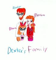 The PPGX: Dexter's Family by PurfectPrincessGirl