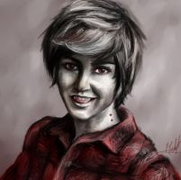 Marshall Lee by Wigeons