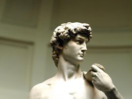 David by Michelangelo by TheGoldenBox